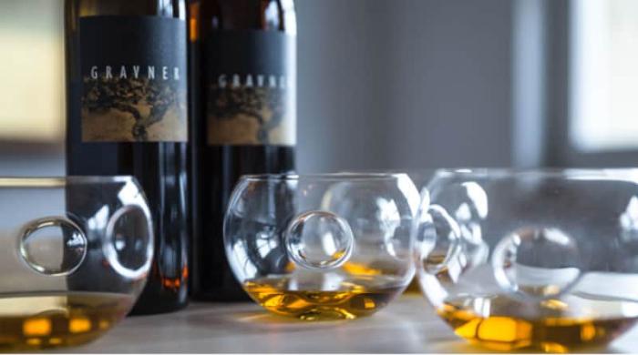 Red wine vs white wine: Ribolla Gialla