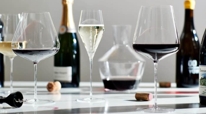 What Are The Different Wine Glass Sizes?