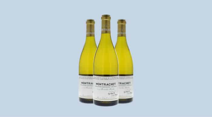 White Burgundy wine: Domaine de la Romanée-Conti Montrachet Grand Cru 2015