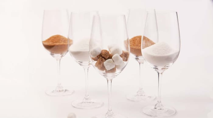 How to Estimate the Carbs in Wine?