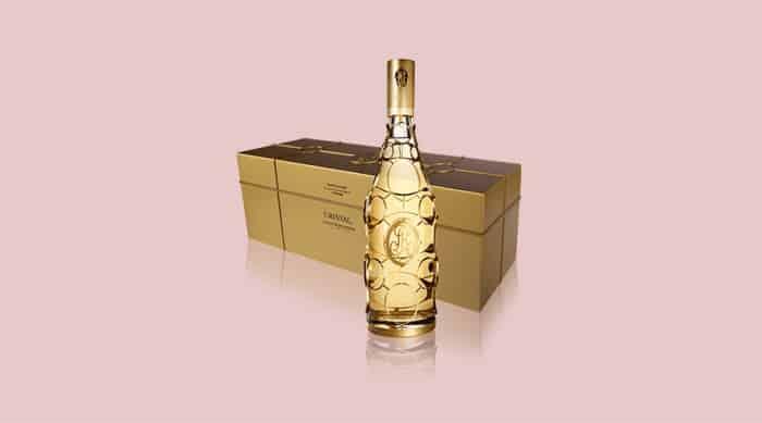 Carbs in Wine: 2002 Louis Roederer Cristal 'Gold Medallion' Orfevres Limited Edition Brut Millesime, Champagne, France