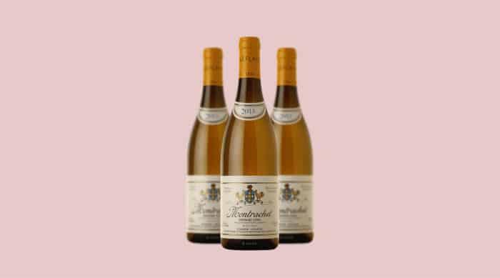 Carbs in Wine: 2013 Domaine Leflaive Montrachet Grand Cru, Cote de Beaune, France