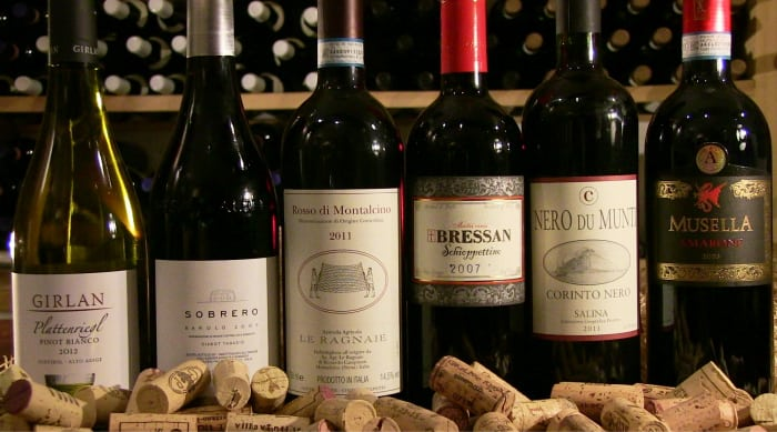 Best Italian Red Wine (by Region) 2020 - Including Prices, Tasting Notes