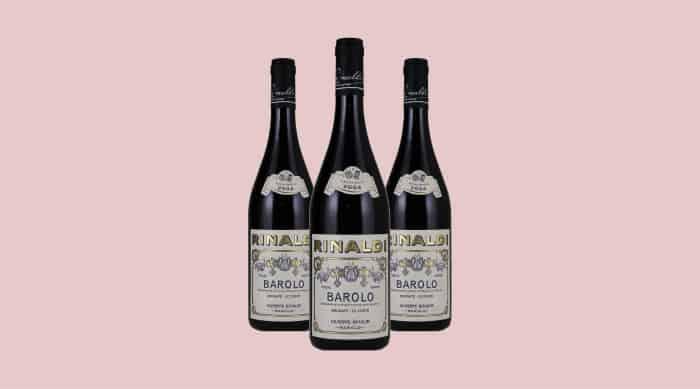 Italian Red Wine: 2004 Giuseppe Rinaldi Barolo DOCG