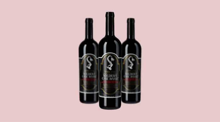 Italian Red Wine: 2015 Case Basse di Gianfranco Soldera Toscana IGT
