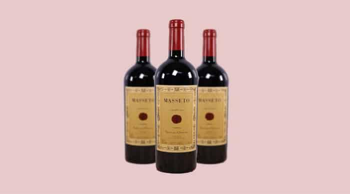 Italian Red Wine:  2015 Masseto Toscana IGT