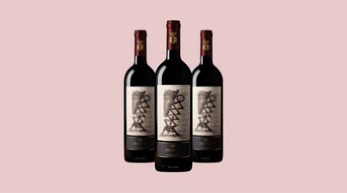 Italian Red Wine: 2015 Ornellaia Vendemmia d'Artista Special Edition Bolgheri Superiore