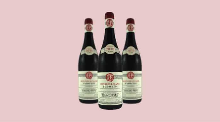 Italian Red Wine: