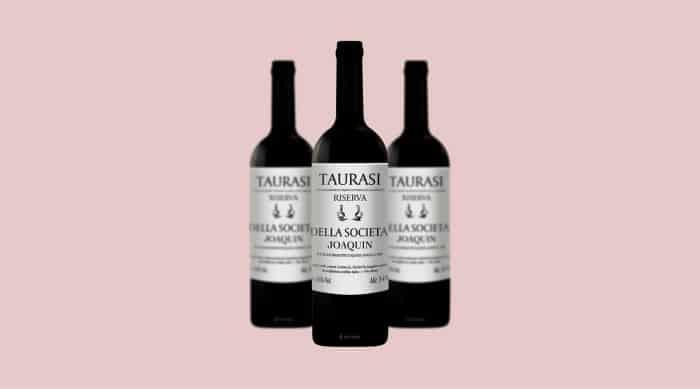 Italian Red Wine: 2010 Joaquin 'Della Societa'