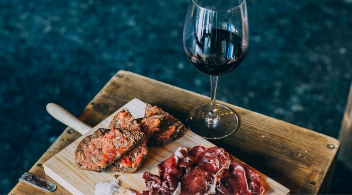 Food Pairing With Spanish Red Wine