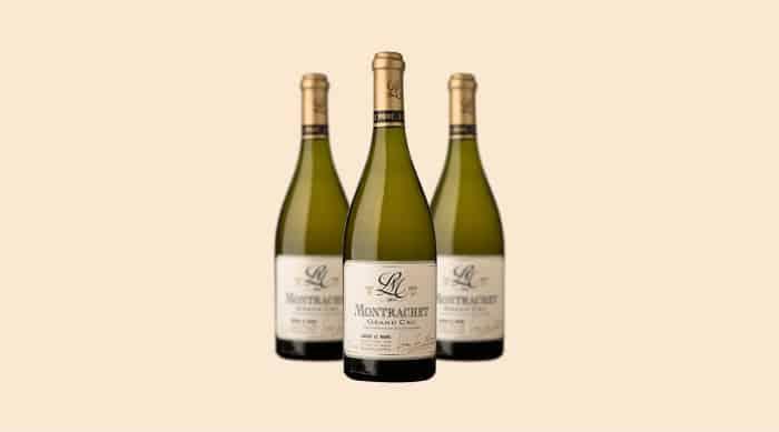 Chardonnay wine: 2013 Lucien Le Moine Montrachet Grand Cru (France)