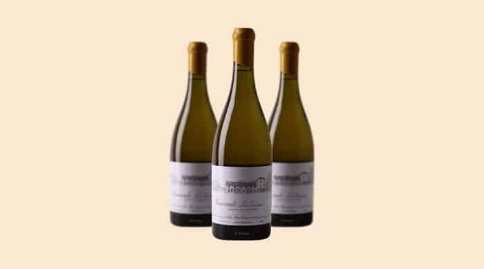 Chardonnay wine: 2011 Leroy Domaine d'Auvenay Meursault Les Narvaux (France)