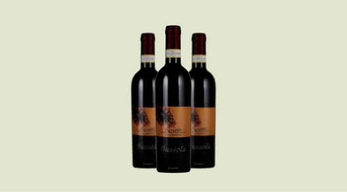 Valpolicella Wine: 2003 Tommaso Bussola TB, Recioto Della Valpolicella Classico DOCG