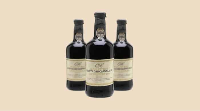 Port wine: Real Companhia Velha Royal Oporto Quinta das Carvalhas Vintage Port 1970