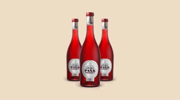 Port wine: Croft Pink Rose Port 2018