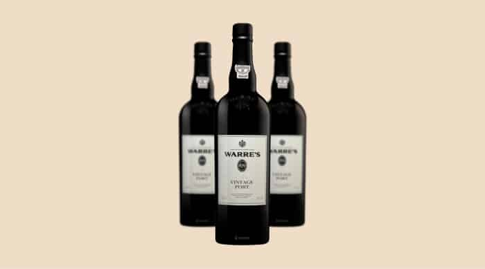 Port wine: Warre's Vintage Port 2016