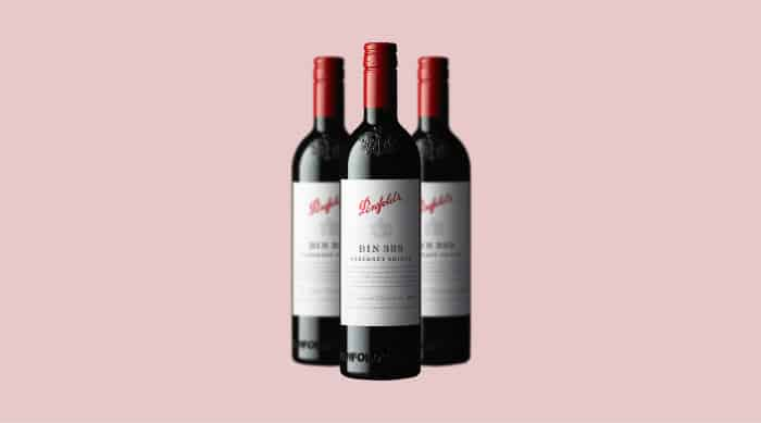 Red wine: Penfolds Bin 389 Cabernet Shiraz 2017 (Australia)
