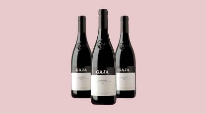 Red wine: Gaja Barbaresco, Piedmont 2006 (Italy)