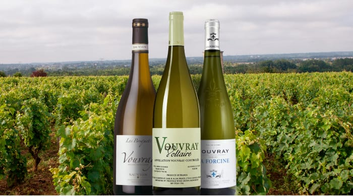 Different Types of Vouvray Wine