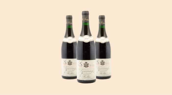1990 Foreau Domaine du Clos Naudin Vouvray Moelleux Goutte d'Or
