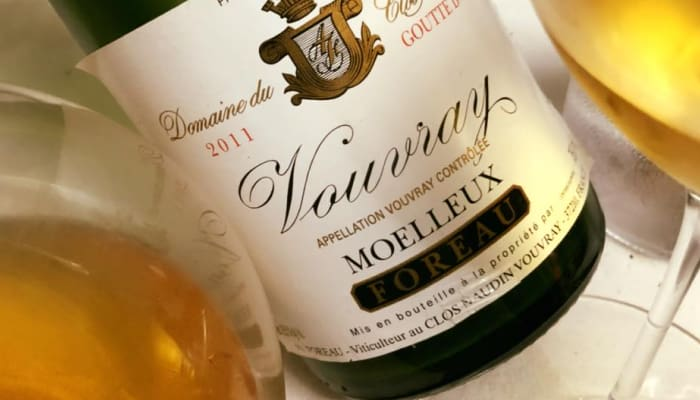 Aging Potential of Vouvray Wine