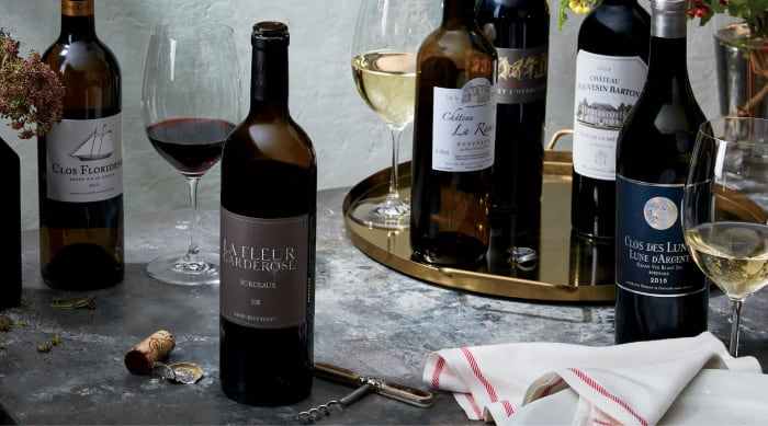 Bordeaux-Style Dry Red Wines