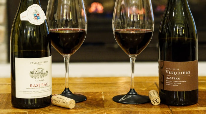 Rhône-Style Dry Red Wines