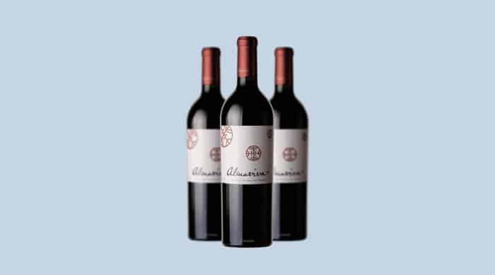 Dry red wine: Vina Almaviva 2015
