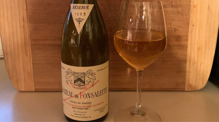 Cotes du Rhone wine: