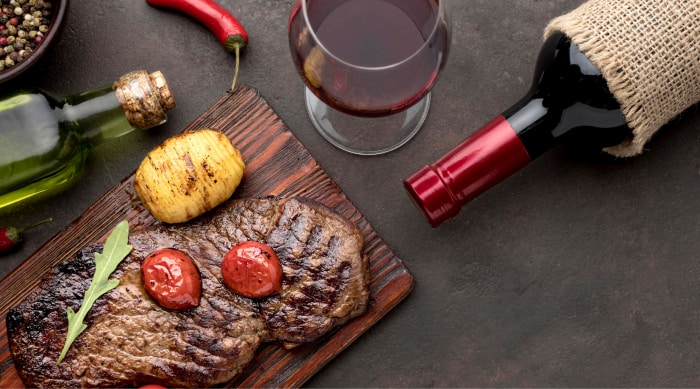 Montepulciano d'Abruzzo: Wine styles and food pairings