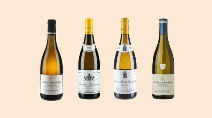 The Four Surrounding Montrachet Grand Crus