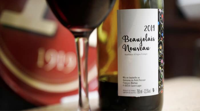 A quick introduction to Beaujolais wine