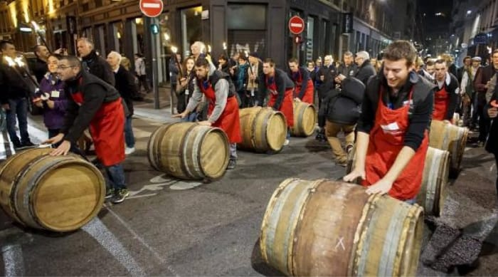 Annual Beaujolais Nouveau Day and Other Related Celebrations