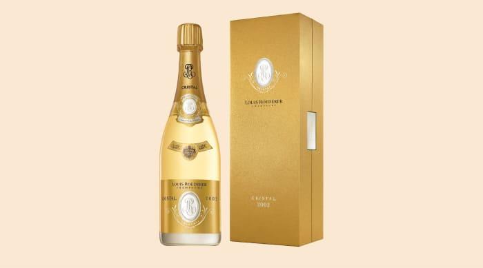 Cristal Champagne: Cristal