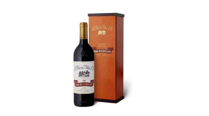 Rare wine: La Rioja Alta, Gran Reserva 890 'Seleccion Especial', 2005