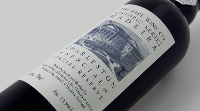 Rare wine: Charleston Sercial Madeira, 2009