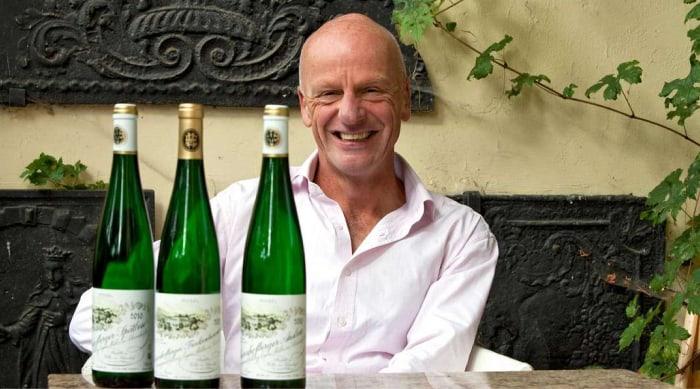 Rare wine: Egon Müller Scharzhofberger Riesling Trockenbeerenauslese Magnum, 2017