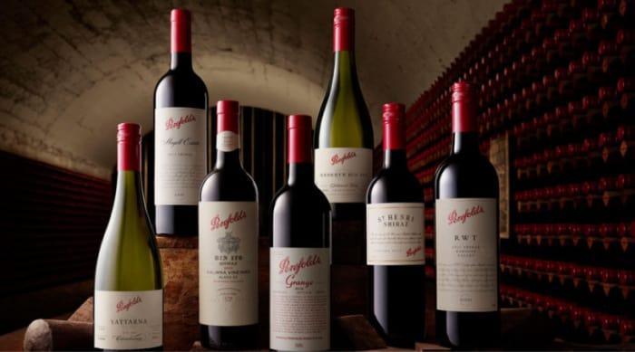 Rare wine: Penfolds Kalimna Block 42 Cabernet Sauvignon, 2004