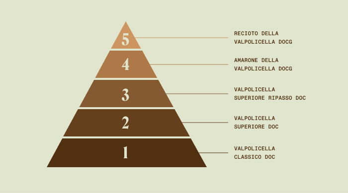 Amarone and Valpolicella Wine Classification