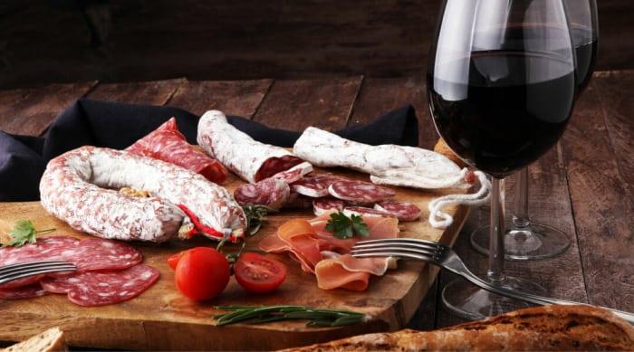 Food Pairing with Barbera Wine