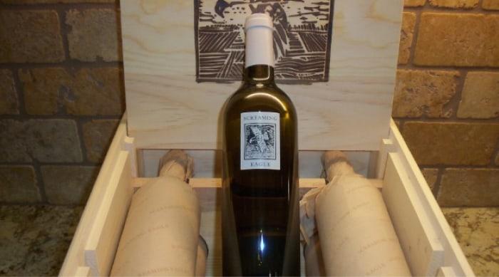 Screaming Eagle Sauvignon Blanc 2010