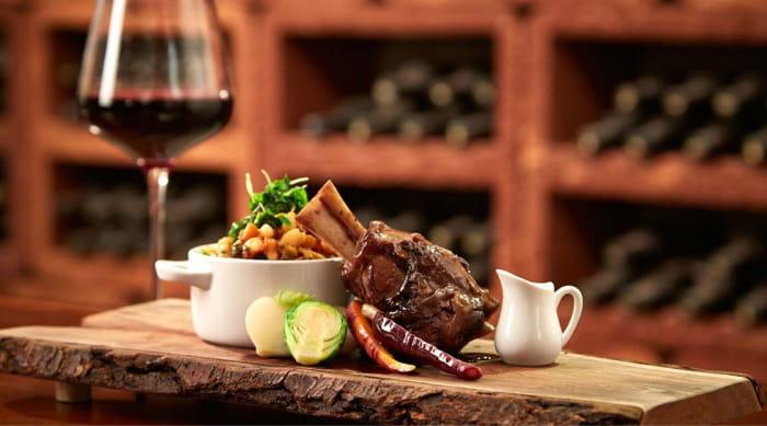 Food Pairing with Cote Rotie Wine