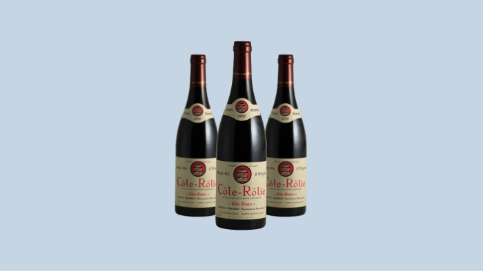 2016 Domaine Rene Rostaing Cote Rotie Cote Brune, Rhone, France