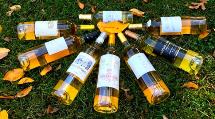 All You Need to Know About Sauternes Wine