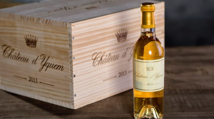A Brief History of Sauternes Wine