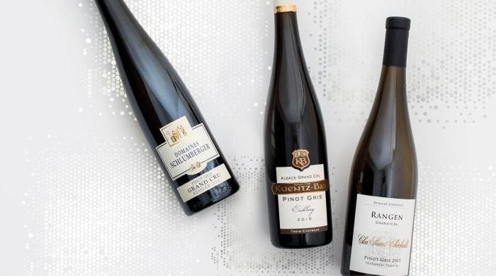 Pinot Gris Wine Styles
