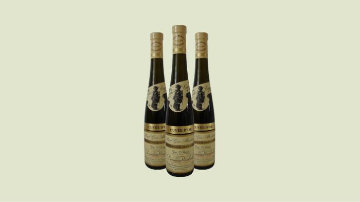 2001 Domaine Weinbach Pinot Gris Altenbourg Quintessence de Grains Nobles, Alsace, France