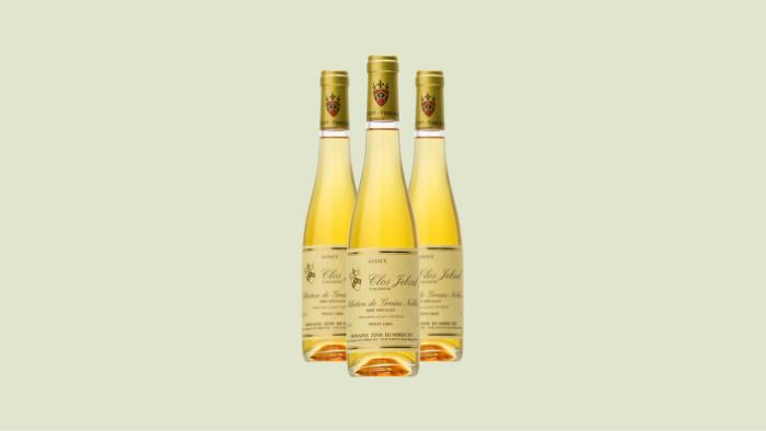 2002 Domaine Zind-Humbrecht Pinot Gris Clos Jebsal Selection de Grains Nobles Trie Speciale, Alsace, France