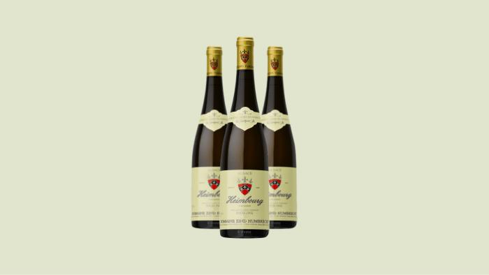 1993 Domaine Zind-Humbrecht Pinot Gris Heimbourg Turckheim Selection de Grains Nobles, Alsace, France