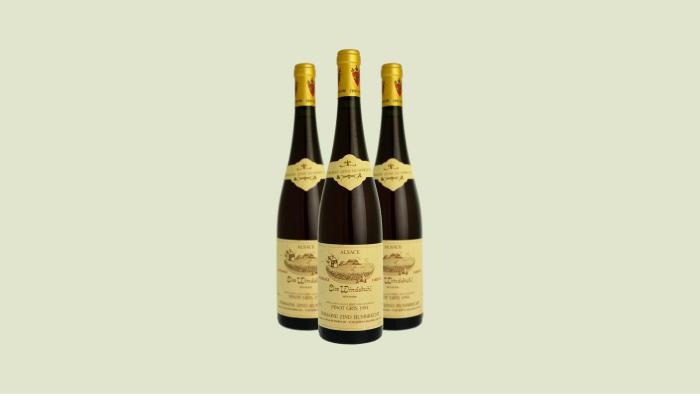 1994 Domaine Zind-Humbrecht Pinot Gris Clos Windsbuhl Vendange Tardive, Alsace, France